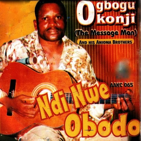 Ogbogu Okonji - Ndi Nwe Obodo (Latest Igbo Highlife Music)