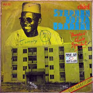 Osita Osadebe - People's Club (Igbo Highlife Music)