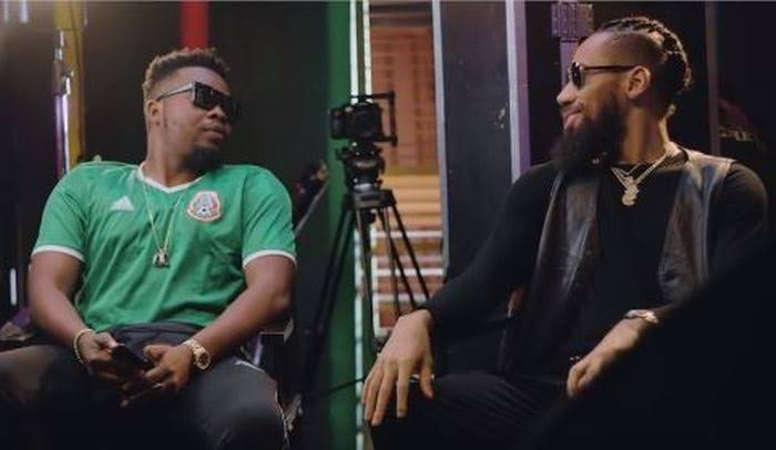 DOWNLOAD Phyno - Onyeoma ft  Olamide (MP3/MP4)
