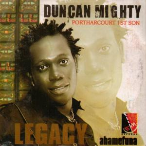 Duncan Mighty - Ahamefuna
