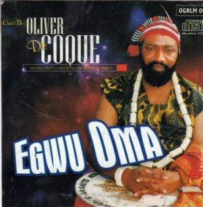 Oliver De Coque - Egwu Oma