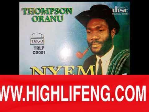 Thompson Oranu - Isi aba Okpu (NYEM OBI GI)
