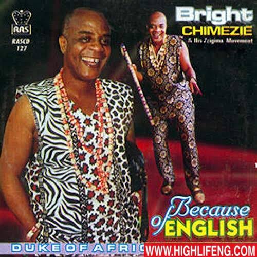 Bright Chimezie - Nne Oma
