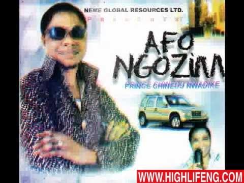Prince Chinedu Nwadike - Agu Na Eche Mba