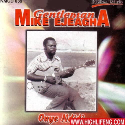 Gentleman Mike Ejeagha - Obiako (Igbo Highlife Music)