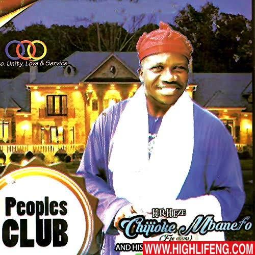 Prince Chijioke Mbanefo - Chijioke in America