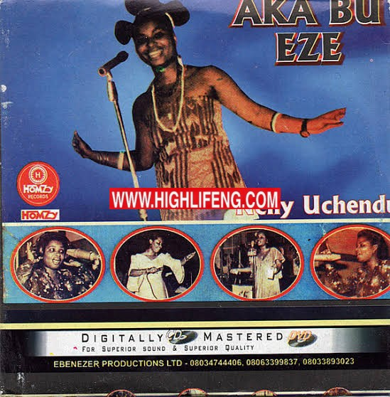 Nelly Uchendu - Aka Bu Eze (Akabueze) | Latest Igbo Audio Songs