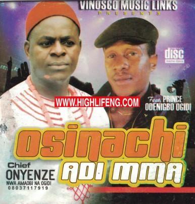 Onyenze Nwa Amobi - Ebulu Jee Ebulu Naa | Igbo High Life Music Audio