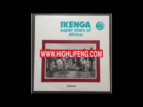 Ikenga Super Stars Of Africa - IKENGA IN AFRICA | Nigeria Highlife Audio Music