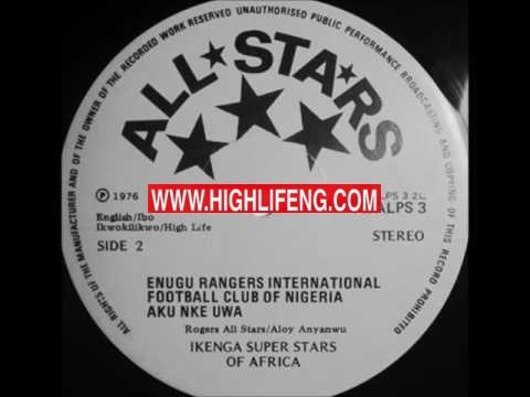Ikenga Super Stars Of Africa - Enugu Rangers International Football Club Of Nigeria | Igbo Songs Audio