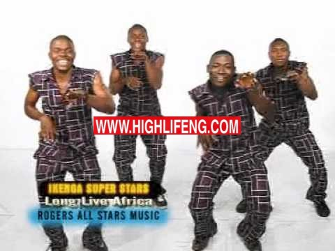 Ikenga Super Stars Of Africa - Long Live Africa (Latest Igbo Highlife Music Audio)