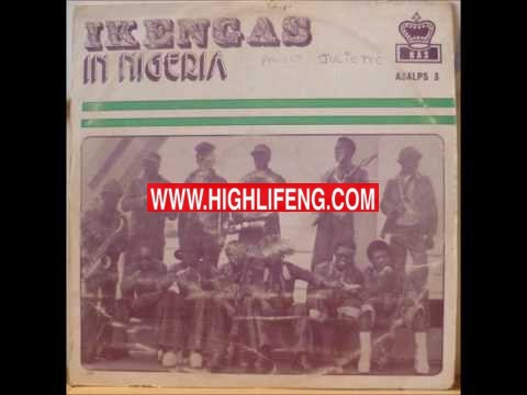 Ikenga Super Stars Of Africa - Ikengas In Nigeria (Full Album Songs)