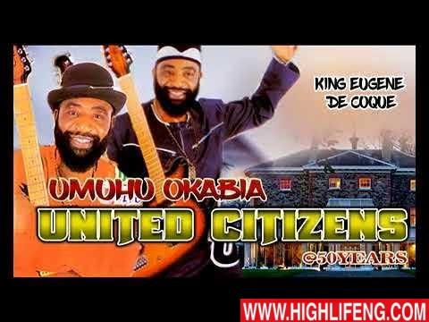 King Eugene De Coque - Umuhu Okabia United Citizens (Nigerian Igbo Highlife Music)