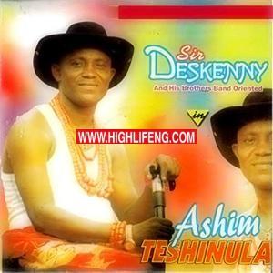 Sir Deskenny - Ashim Teshinula (Ndokwa/Ukwuani Traditional Music)