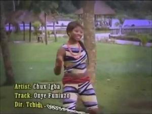 Chuks Igba - Onye funiuzo