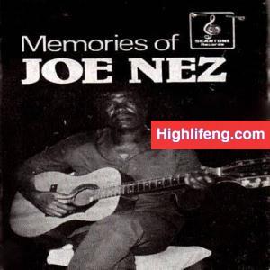 Joe Nez - Worries & Tears and Sorrows