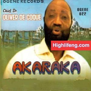 Oliver De Coque - Akaraka