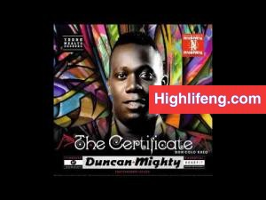 Duncan Mighty - Janimaaah