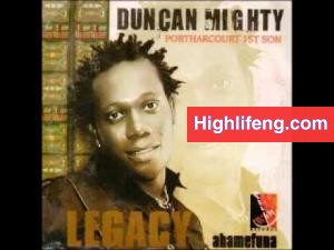 Duncan Mighty - I Love You