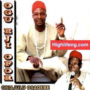 Obiajulu Osadebe - Kwue Nke Yi
