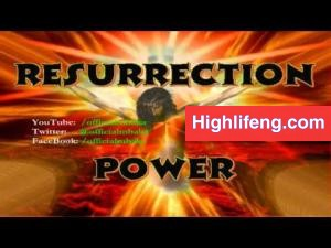 Rev. Father Ejike Mbaka - Resurrection Power (Ike Mbilite Onwu)
