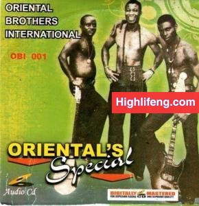 Oriental Brothers International - Oriental's Special | Old Igbo Biafra Highlife Music