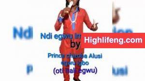 Prince Chizoba Alusi Egwu Umuleri - Imitation Musicians (Ndi Egwu Imitation)