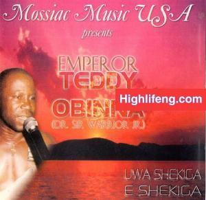 Emperor Teddy Obinna - Alafegam Nsogbu