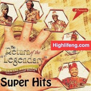 Oriental Brothers International Band - Otu Nwa