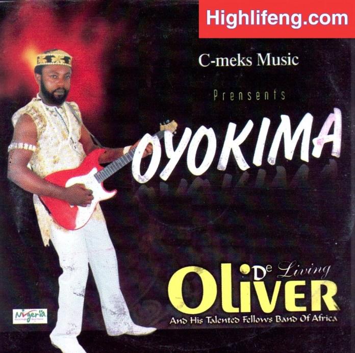 Oliver Nayoka - Ubiam Ajoka