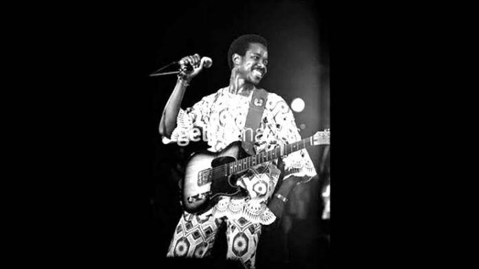 King Sunny Ade - The Good Shepherd (Yoruba Highlife Music)