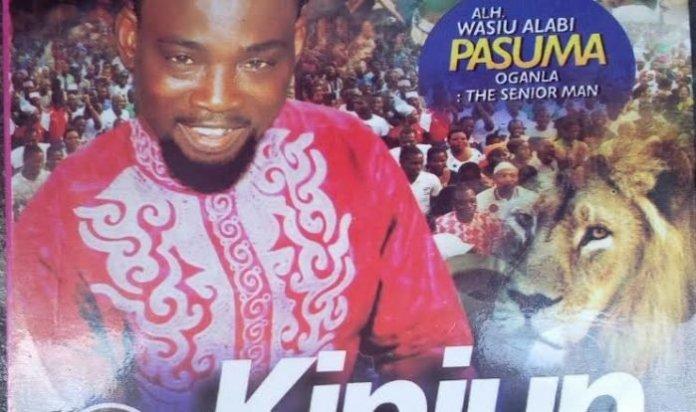 Wasiu Alabi Pasuma – Kiniun Sheu Ni Ketu (Latest Yoruba Fuji Music)
