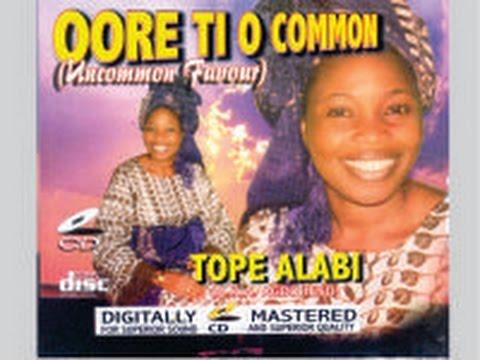Tope Alabi - Oore Ti O Common (Latest Yoruba Gospel Music 2020)