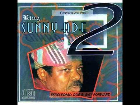King Sunny Ade - Ayo Orun Sokale