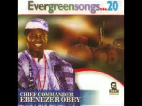 Ebenezer Obey - Enia Nwoju
