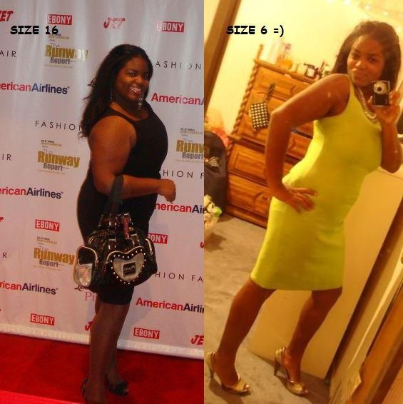 Shocking Before and After Pics Of High Life Workout Graduates (2/6)