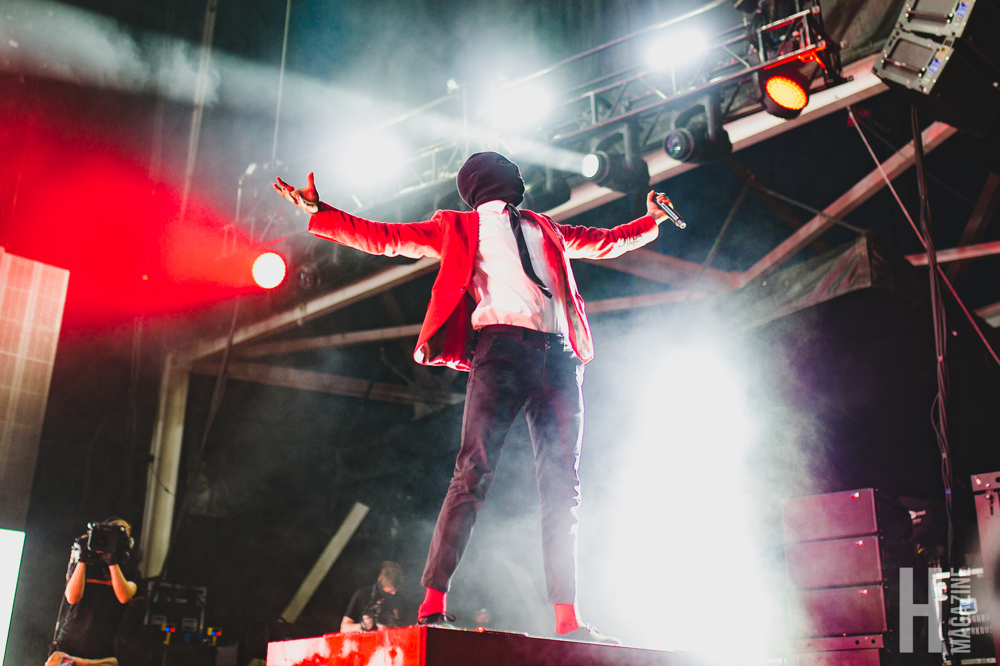 Photo Gallery Twenty One Pilots Bring Mesmirizing Live Show To Austin Part 78