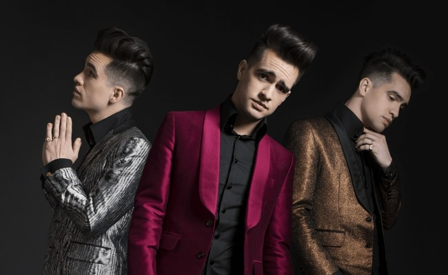 Panic At The Disco Covers Dua Lipa Highlight Magazine