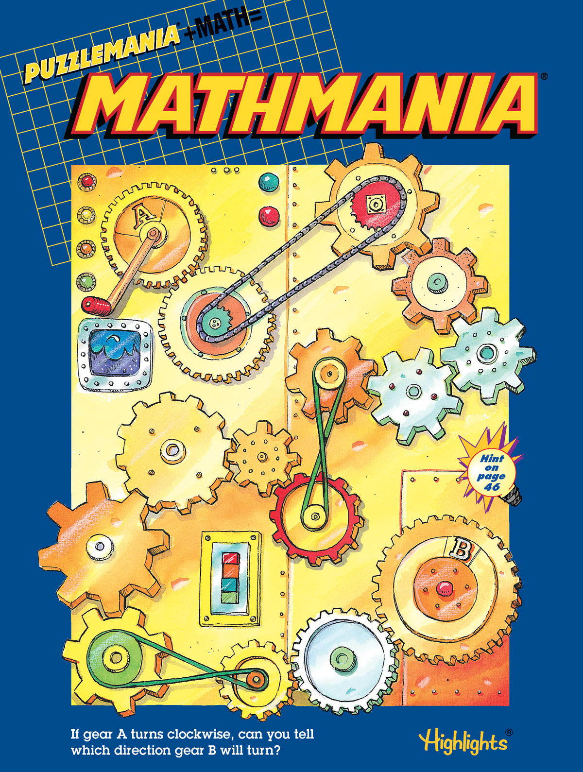 Math Puzzles For Kids
