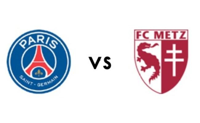 Paris Saint Germain Vs Metz Highlights