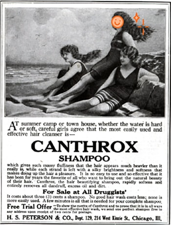 Hair Story: When was shampoo invented?