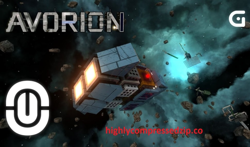Avorion Highly Compressed Pc Game Free Download