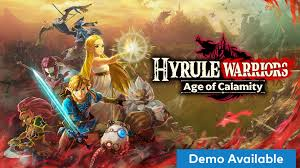 Hyrule Warriors Age of Calamity Full Game + CPY Crack PC