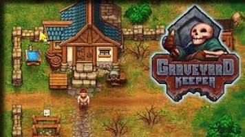Graveyard Keeper Crack PC +CPY CODEX Torrent Free Download
