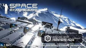 Space Engineers Frostbite Crack Full PC Game Free Download 2021