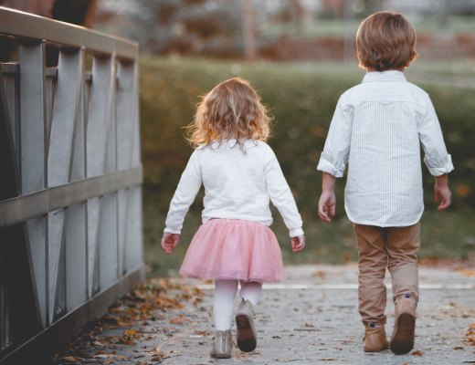 Highly sensitive children no longer suffering from separation anxiety.