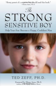 The Strong Sensitive Boy (Book)