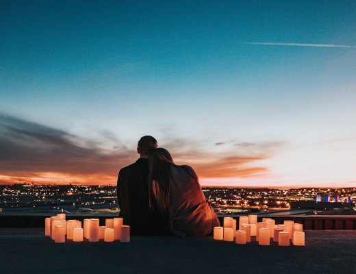 a highly sensitive person on a date