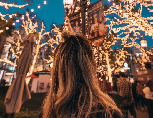a highly sensitive person is overwhelmed by the holidays