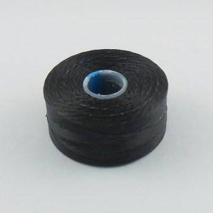 c-lon-beading-thread-black-aa-finer-version